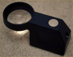 small stand magnifier